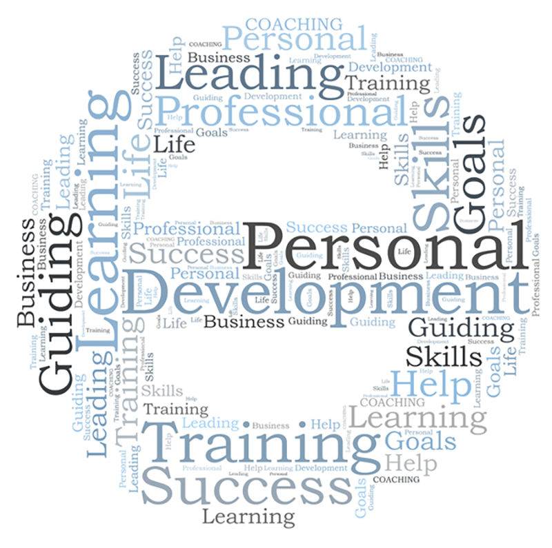 Personal Development, Guiding Skills, Help, Coaching, Learning