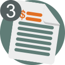 flat fee quote icon
