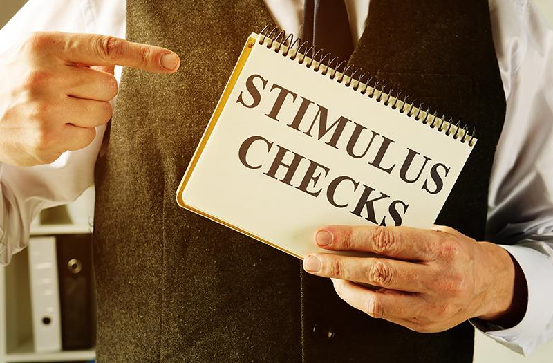 I owe back taxes. Will I get a Coronavirus stimulus check?