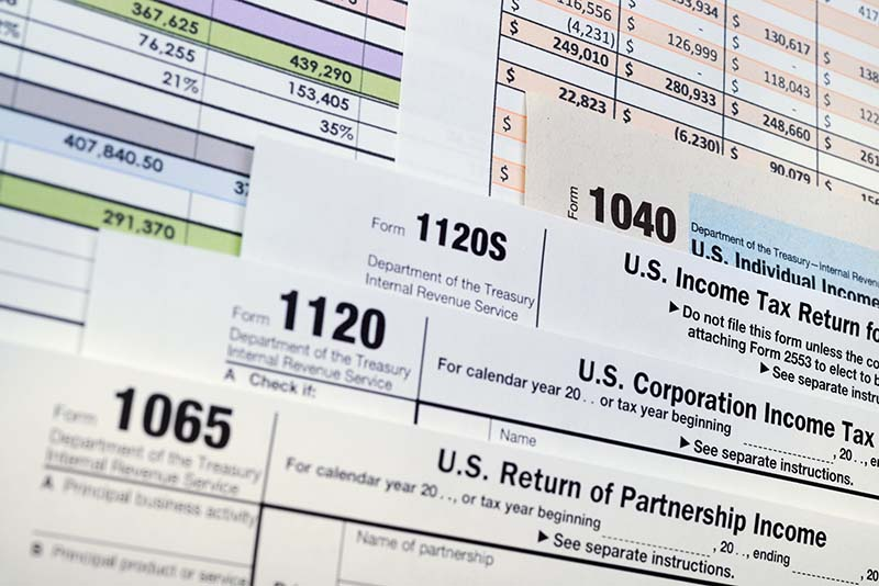 Multiple Tax Returns